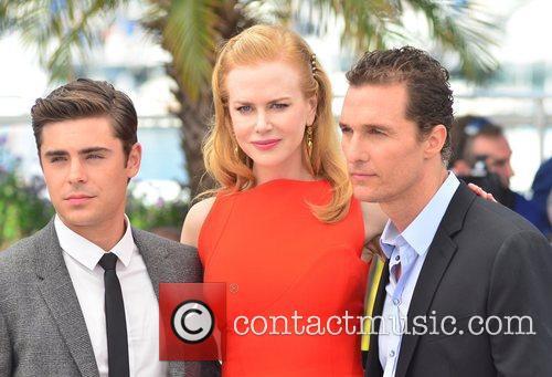 Zac Efron, Matthew Mcconaughey, Nicole Kidman and Cannes Film Festival 8