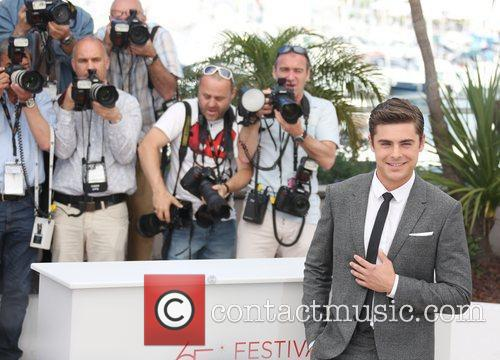 zac efron the paperboy photocall during the 3904453