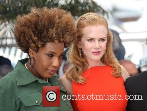 Macy Gray and Nicole Kidman 'The Paperboy' photocall...
