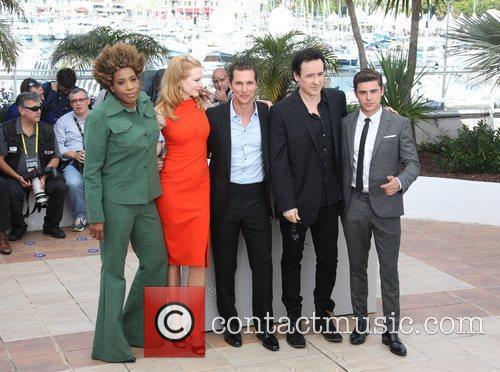 Macy Gray, John Cusack, Matthew Mcconaughey, Nicole Kidman, Zac Efron and Cannes Film Festival 9