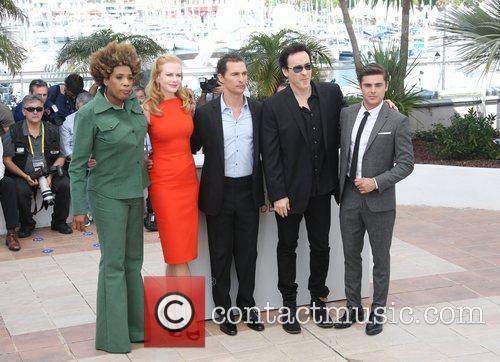 Macy Gray, John Cusack, Matthew Mcconaughey, Nicole Kidman, Zac Efron and Cannes Film Festival 10