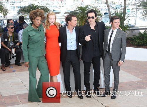 Macy Gray, John Cusack, Matthew Mcconaughey, Nicole Kidman, Zac Efron and Cannes Film Festival 4