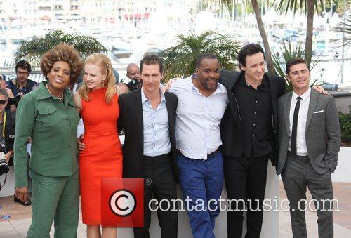 Macy Gray, John Cusack, Lee Daniels, Matthew Mcconaughey, Nicole Kidman, Zac Efron and Cannes Film Festival 8