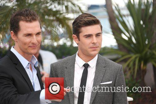 Matthew Mcconaughey, Zac Efron and Cannes Film Festival 9