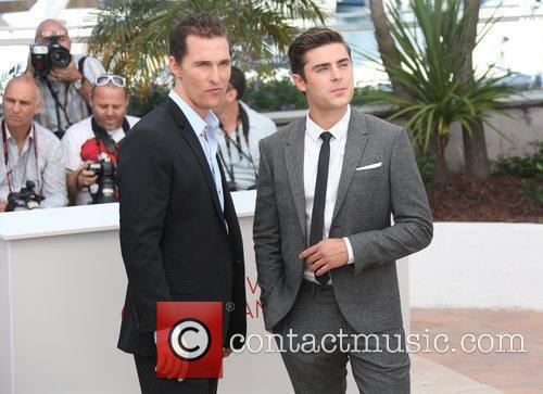 Matthew Mcconaughey, Zac Efron and Cannes Film Festival 10