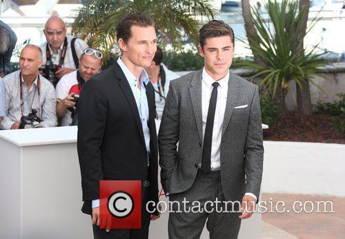 Matthew Mcconaughey, Zac Efron and Cannes Film Festival 5