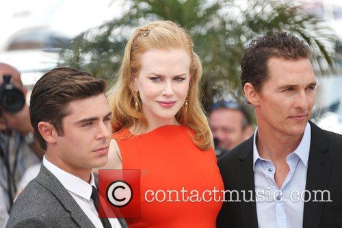 Matthew Mcconaughey, Nicole Kidman, Zac Efron and Cannes Film Festival 4