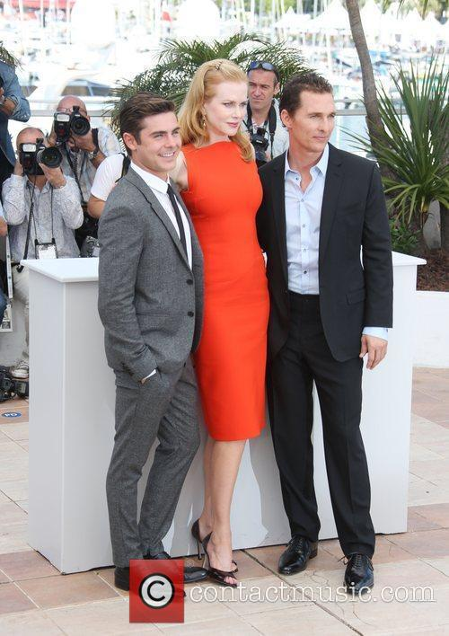 Matthew Mcconaughey, Nicole Kidman, Zac Efron and Cannes Film Festival 5