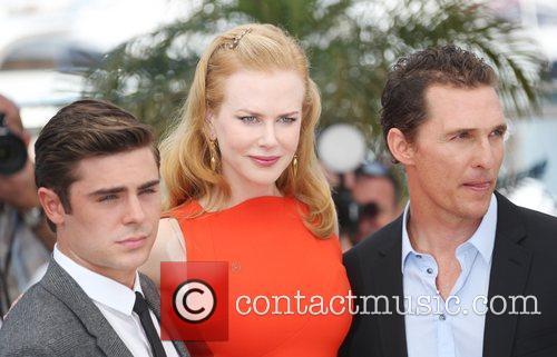 Matthew Mcconaughey, Nicole Kidman, Zac Efron and Cannes Film Festival 6