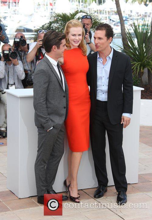 Matthew Mcconaughey, Nicole Kidman, Zac Efron and Cannes Film Festival 7