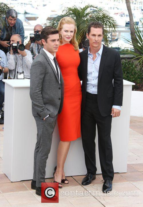 Matthew Mcconaughey, Nicole Kidman, Zac Efron and Cannes Film Festival 8