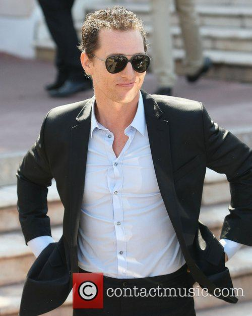 Matthew Mcconaughey and Cannes Film Festival 5