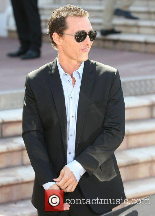 Matthew Mcconaughey and Cannes Film Festival 8