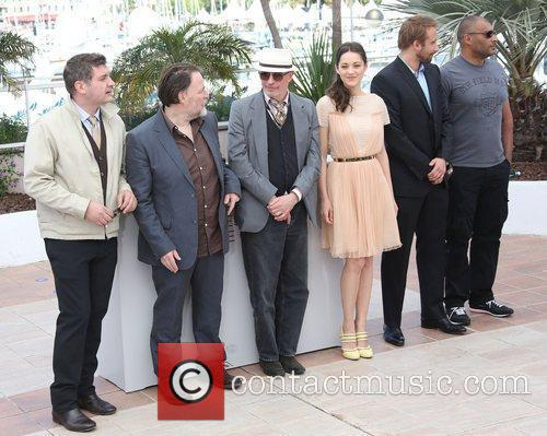 Jacques Audiard, Marion Cotillard and Cannes Film Festival 5