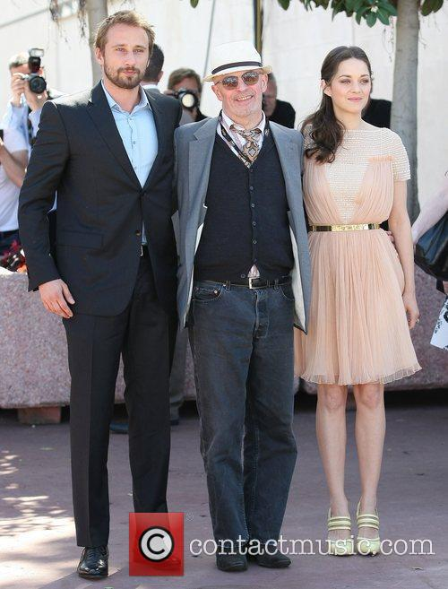 Jacques Audiard, Marion Cotillard and Cannes Film Festival 2