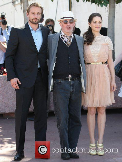 Jacques Audiard, Marion Cotillard and Cannes Film Festival 3