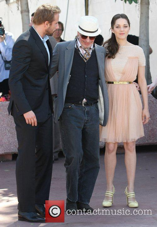 Jacques Audiard, Marion Cotillard and Cannes Film Festival