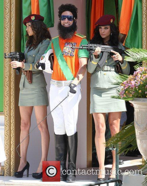 Sacha Baron Cohen and Cannes Film Festival 11