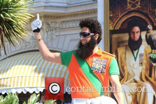 Sacha Baron Cohen and Cannes Film Festival 5