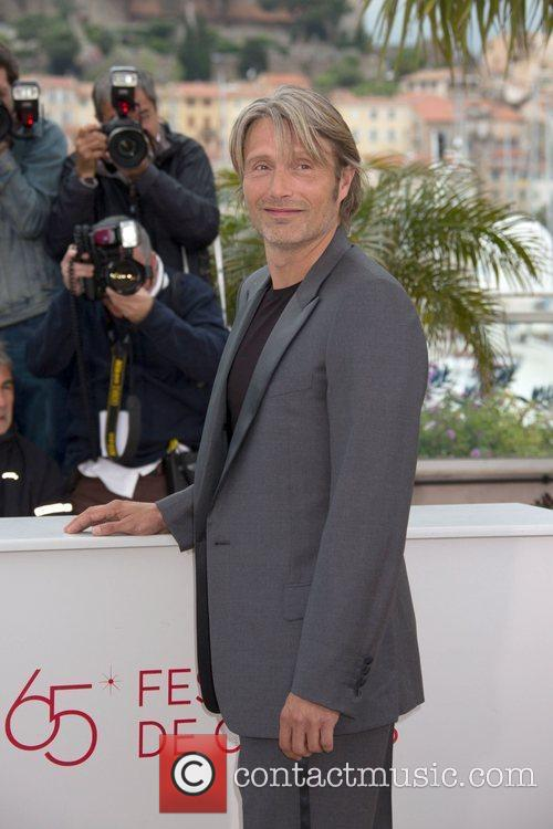 Mads Mikkelsen and Cannes Film Festival 4