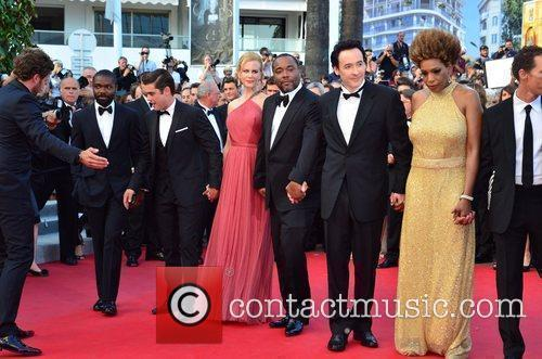 David Oyelowo, John Cusack, Lee Daniels, Macy Gray, Nicole Kidman and Zac Efron 1
