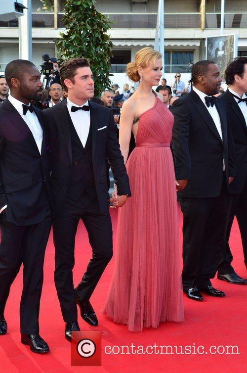 David Oyelowo, John Cusack, Lee Daniels, Nicole Kidman and Zac Efron 3