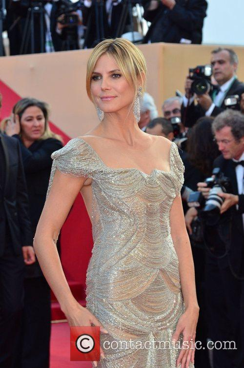 Heidi Klum and Cannes Film Festival 8