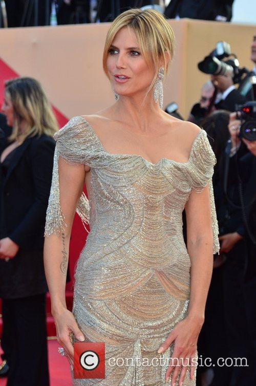 Heidi Klum and Cannes Film Festival 9