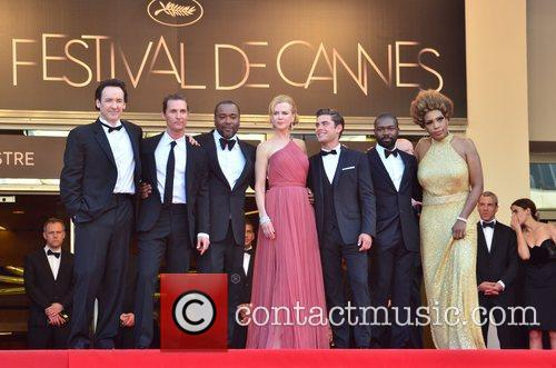 John Cusack, David Oyelowo, Lee Daniels, Macy Gray, Matthew Mcconaughey, Nicole Kidman and Zac Efron 2