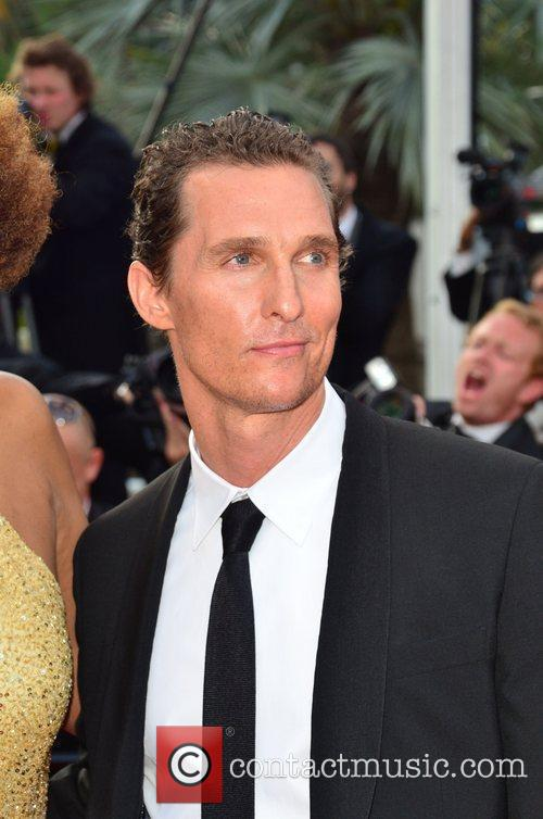 Matthew Mcconaughey and Cannes Film Festival 1