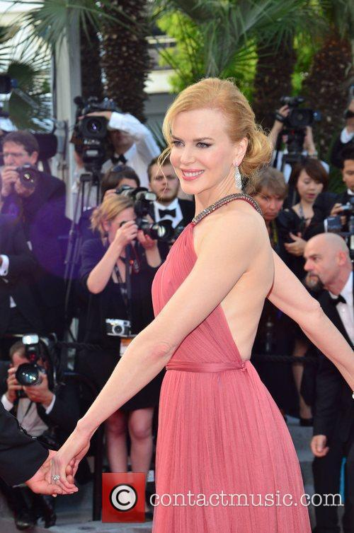 Nicole Kidman 'The Paperboy' premiere during the 65th...