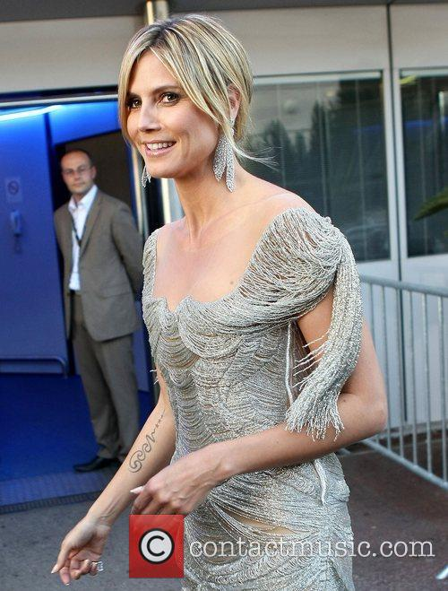 Heidi Klum, The The and Cannes Film Festival 4