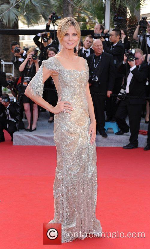 Heidi Klum and Cannes Film Festival 9