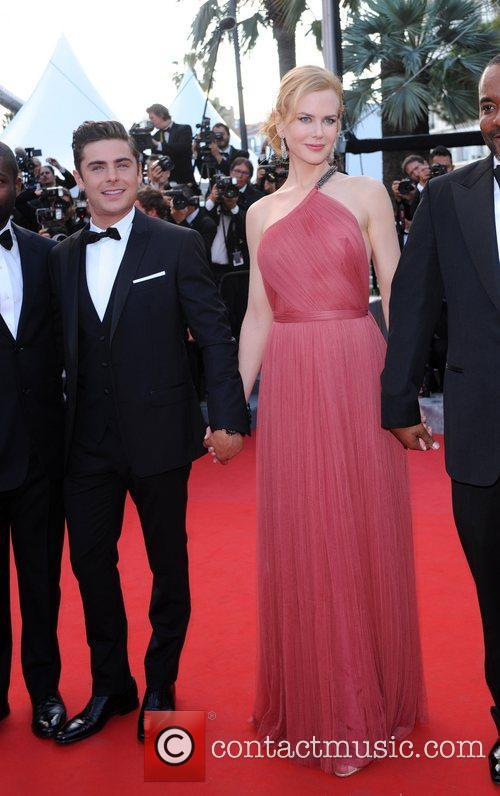 Zac Efron, Nicole Kidman and Cannes Film Festival 2