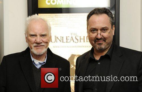 Malcolm Mcdowell and Da Silva 2