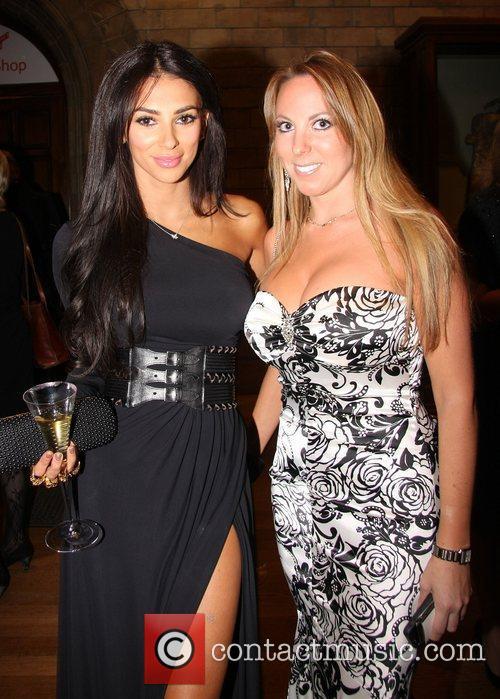 Georgia Salpa, Model and Celebrity Big Brother 3