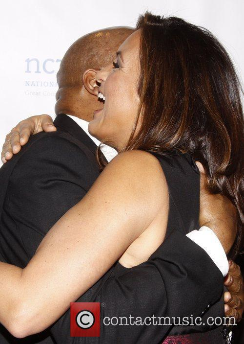 David Alan Grier and Mariska Hargitay NCTF's Annual...