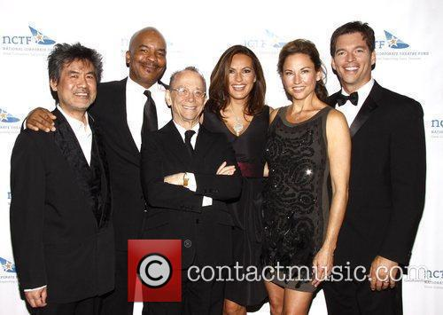 David Henry Hwang, David Alan Grier, Joel Grey,...