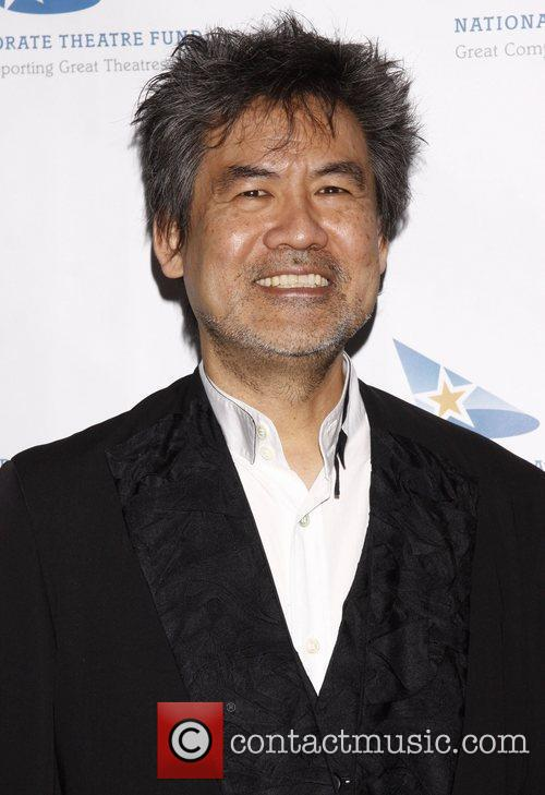 David Henry Hwang NCTF's Annual 'Chairman's Awards Gala'...