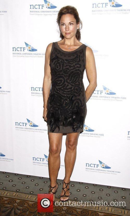 Jill Goodacre NCTF's Annual 'Chairman's Awards Gala' held...