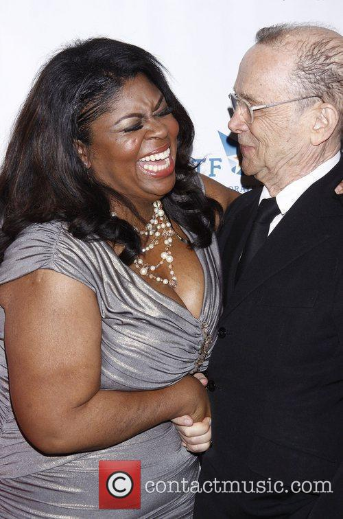 Kim Burrell and Joel Grey NCTF's Annual 'Chairman's...