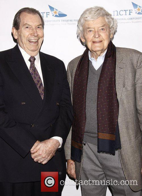 Richard Easton and Hal Holbrook NCTF's Annual 'Chairman's...