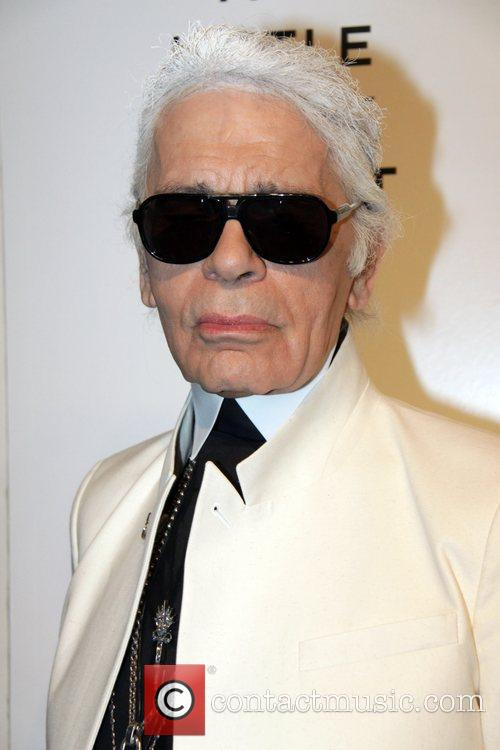 Karl Lagerfeld Chanel's, The Little Black Jacket Event...