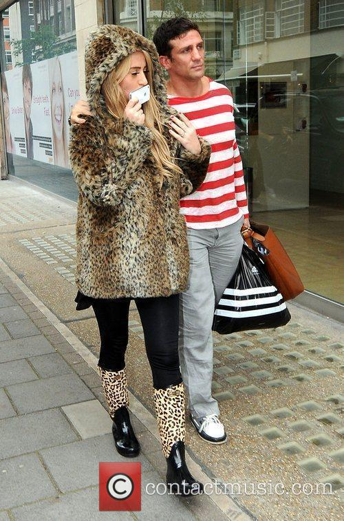 Chantelle Houghton and Alex Reid 2
