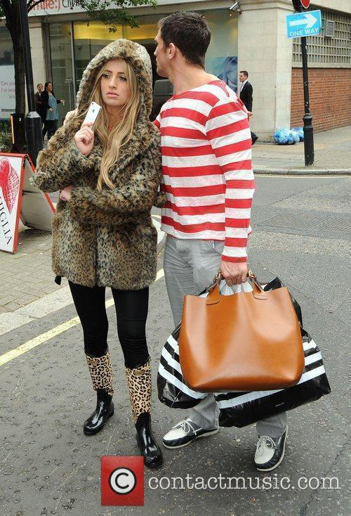 Chantelle Houghton and Alex Reid 4