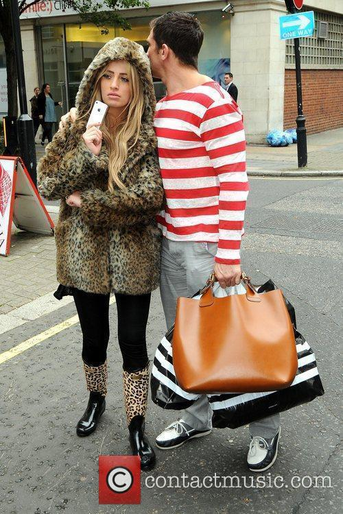 Chantelle Houghton and Alex Reid 1