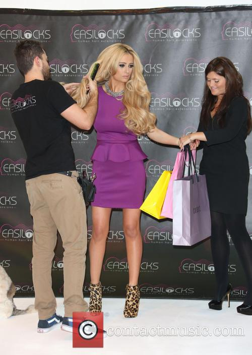 Chantelle Houghton, Easilocks and Worx Studios 2