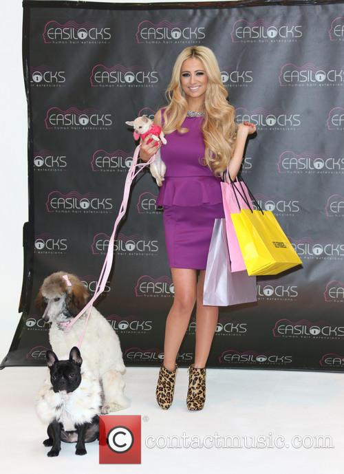 Chantelle Houghton, Easilocks and Worx Studios 3