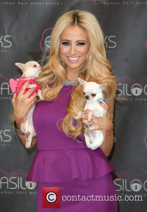 Chantelle Houghton, Easilocks and Worx Studios 7