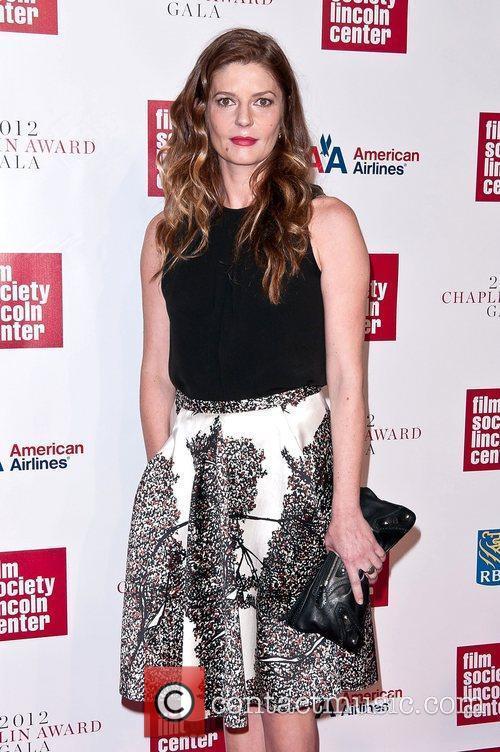 Chiara Mastroianni at the 39th Annual Chaplin Award...
